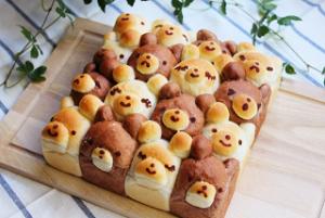 ちぎりパン3